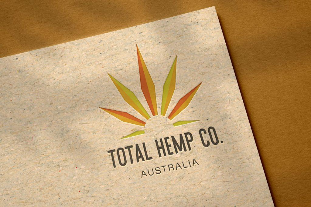 total hemp co logo