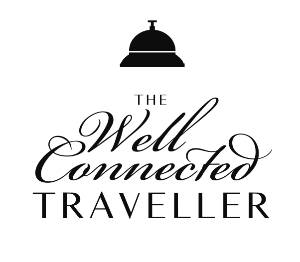 The Well Connected Traveller Logo