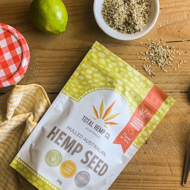 hemp seed packaging